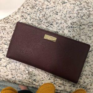 NWT Kate Spade Cassie Wallet